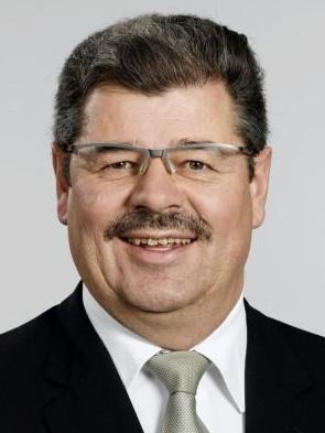 Rot. Claude Portmann, Präsident